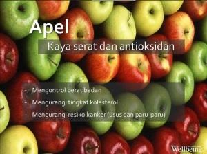Apel Kandungan Nutrishake